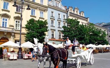 Krakov – kulturna prestolnica Poljske