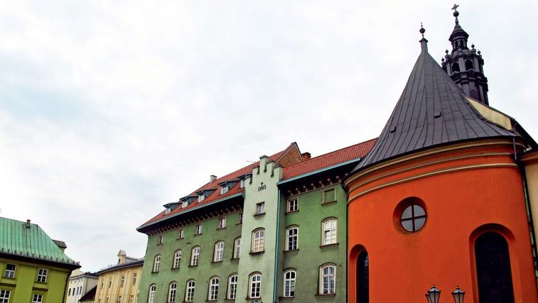 Krakov - mesto polno kulture (foto: Kaja Antlej)