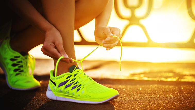Vaja, s pomočjo katere boste postali boljši tekač (foto: Shutterstock.com)