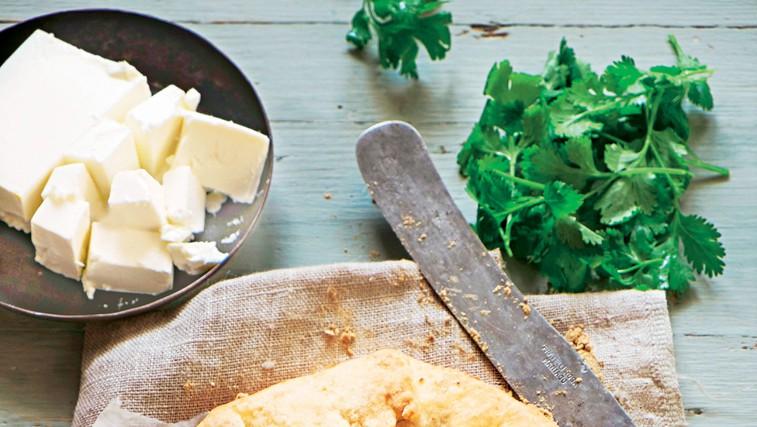Bučna pita s feta sirom (foto: stockfood photo)