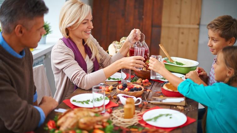 Namigi za manj maščobe v božičnih jedeh (foto: Shutterstock.com)