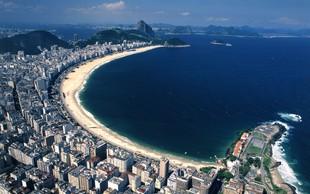Copacabana, najbolj prepoznana plaža sveta