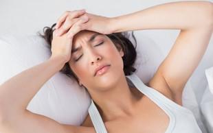 Preventivni ukrepi za preprečevanje glavobolov
