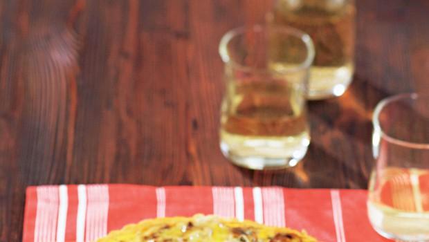 Pikantna sirova pita (foto: revija Lisa)