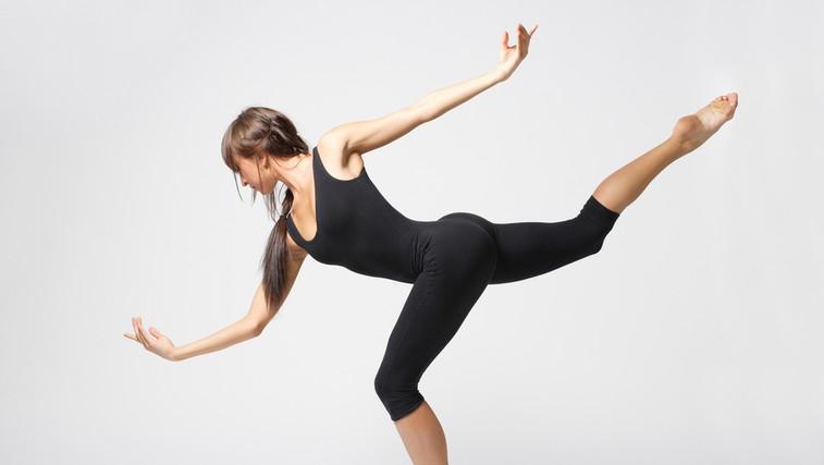 Video: Kako do fit postave, kot jo imajo plesalci (foto: Shutterstock.com)
