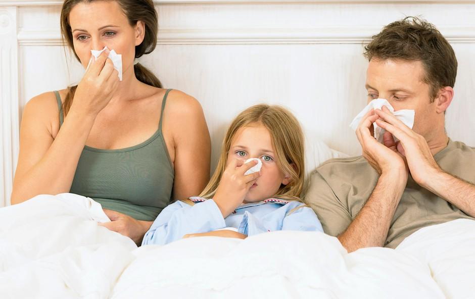 Kako prehlad pozdravite sami - 24-urni načrt (foto: Shutterstock.com)