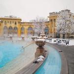 Zdravilišče Széchenyi je ena izmed wellness oaz v edinem zdraviliškem glavnem mestu v Evropi. (foto: Revija Moje Stanovanje)