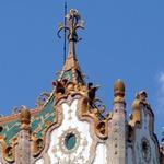 Budimpešta obiskovalce očara z arhitekturo (foto: Revija Moje Stanovanje)