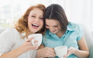 5 neverjetnih pozitivnih stranskih učinkov smeha