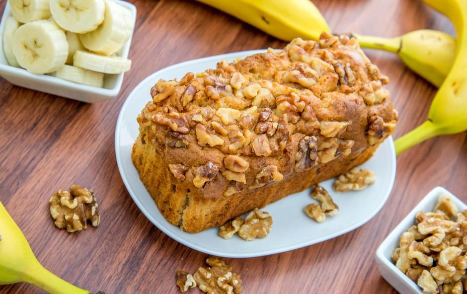Najboljši bananin kruh (foto: Profimedia)