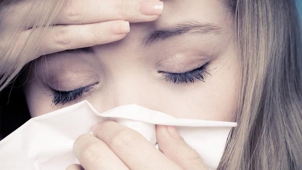 Ločite simptome prehlada in gripe? (foto: Shutterstock.com)
