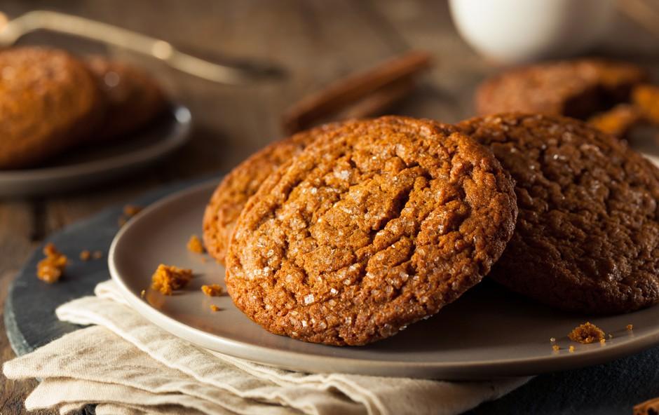 Slastni ingverjevi piškoti (foto: Shutterstock.com)