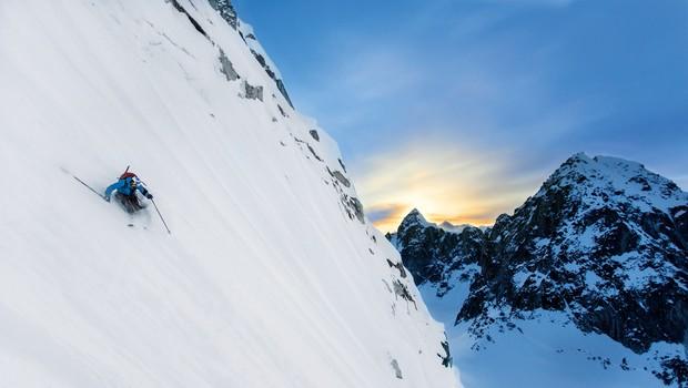Največji (poleti) smučljiv ledenik v Evropi  (foto: David Stropnik, Red Bull, Les2Alpes, Chamoni, Eric Berger, Chris Davenport, Patrice Labarbe, Shutterstock)