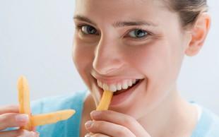 Kako pogosto si privoščite ocvrti krompirček? Zamenjajte ga s tem!