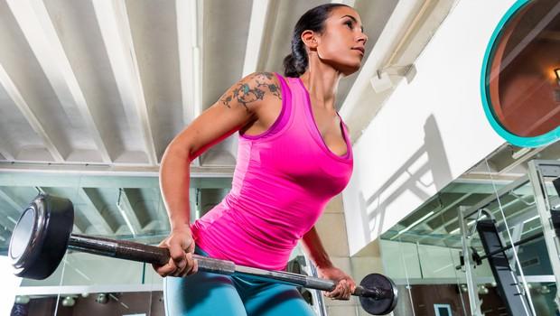 4 top vaje za jedro in boljšo stabilnost (foto: Shutterstock.com)