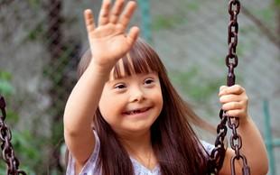 Najpomembejše značilnosti otrok z Downovim sindrom