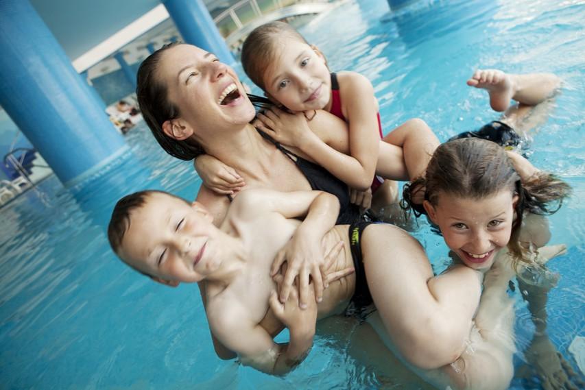 Družinska wellness razvajanja v hotelih LifeClass Portorož
