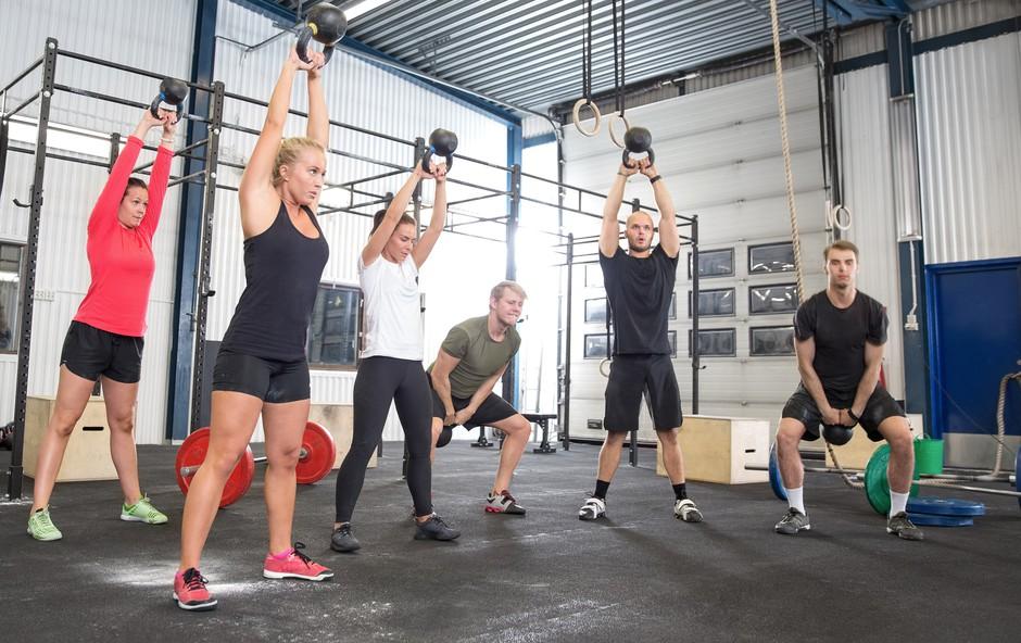 Trening, ki požene v gibanje vse mišice in poskrbi za odličen rezultat (foto: Shutterstock.com)