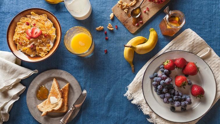 Hitri nasveti za kakovosten zajtrk (foto: Profimedia)