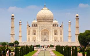 6 zanimivosti o Tadž Mahalu