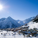 Največji (poleti) smučljiv ledenik v Evropi  (foto: Shutterstock, Profimedia)