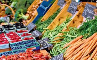 Kako povečati količino zaužitega sadja in zelenjave?