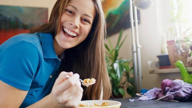 Hrana za boljše razpoloženje (foto: Profimedia)