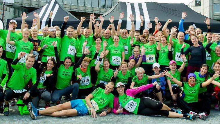 Pridružite se uradnim pripravam na Volkswagen 20. Ljubljanski maraton (foto: Promocijsko gradivo)