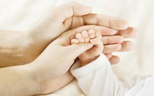 Nepozabna prva ura po rojstvu