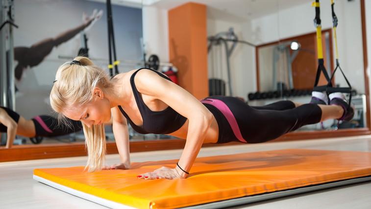 Trening za tekače: 10 vaj za moč (foto: Shutterstock.com)