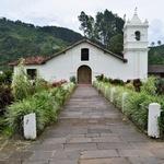 Najstarejša cerkev v Kostariki, ki je preživela vse potrese, je Eglise d'Orosi. (foto: Revija Moje Stanovanje)