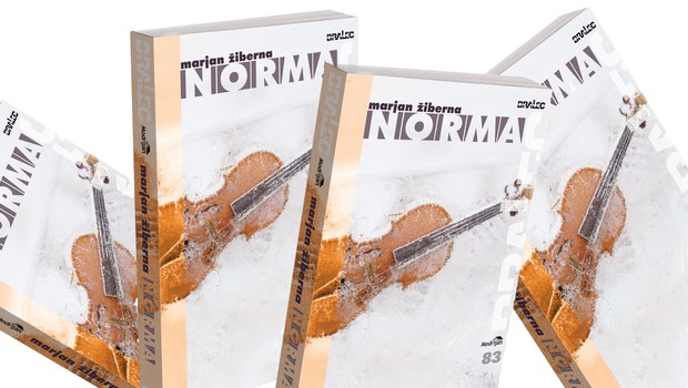 Norma - knjiga o tekaču, ki ga motivirata olimpijska maratonska norma in ljubezen do ženske (foto: Promocijsko gradivo)
