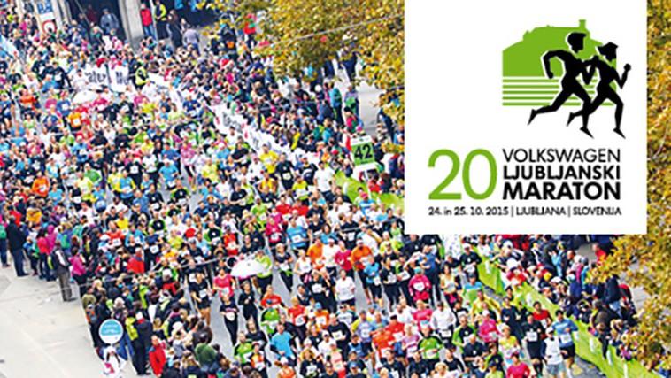 Prijave na Volkswagen 20. Ljubljanski maraton so odprte! (foto: Promocijsko gradivo)