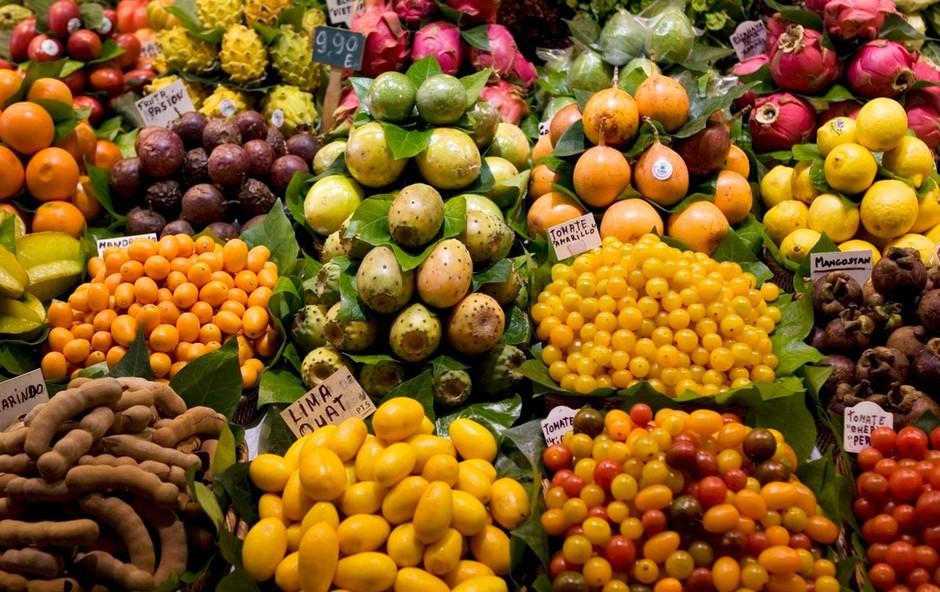 8 sladkih in eksotičnih sadežev, ki jih mogoče še ne poznate (foto: profimedia, stockfood photo)