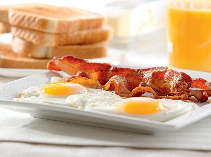 jajce, zajtrk