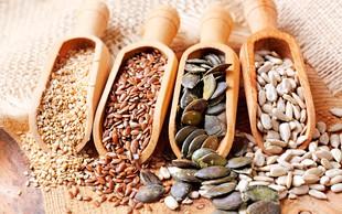 Semena - pravi prehranski zakladi