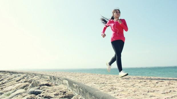 Težave s ščitnico, hujšanje in tek (foto: Shutterstock.com)