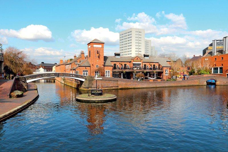 Birmingham, Anglija