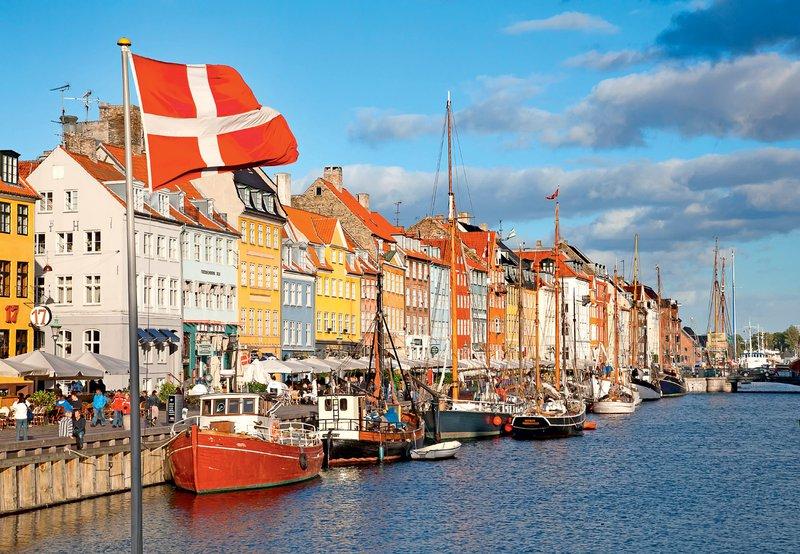 Kobenhavn, Danska