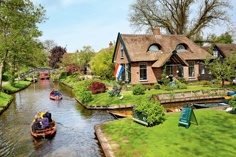 Giethoorm, Nizozemska