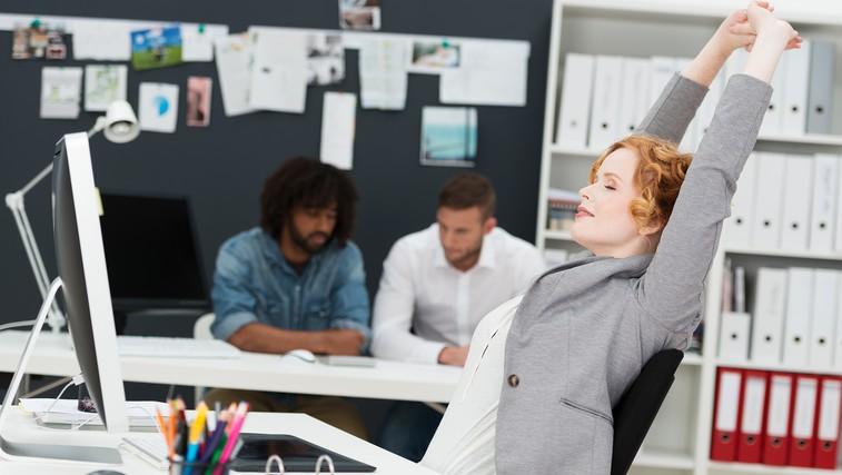 Skrb za zdravje na delovnem mestu (foto: Shutterstock.com)