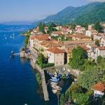 Idilična pokrajina ob jezeru Maggiore (foto: profimedia)