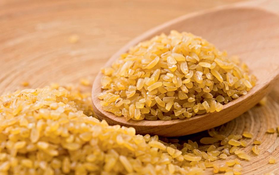 Bulgur odlično nadomesti riž in testenine (foto: shutterstock, profimedia)
