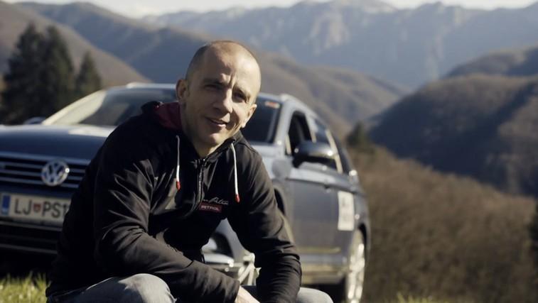 Aleks Humar bo 3. maja lovil svet