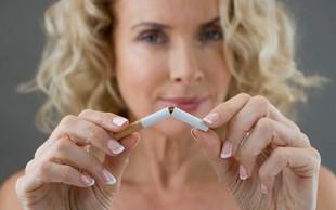 Bo opustitev kajenja tudi vaša novoletna zaobljuba?