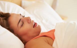 Kaj je sindrom nočne apneje