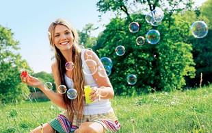 20 brezplačnih namigov za več veselja v življenju