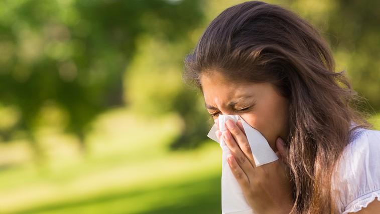 Sezonske alergije - večna nadloga (foto: Shutterstock.com)