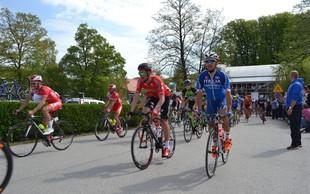 Dirka »Tour of Croatia« v LifeClass Termah Sveti Martin