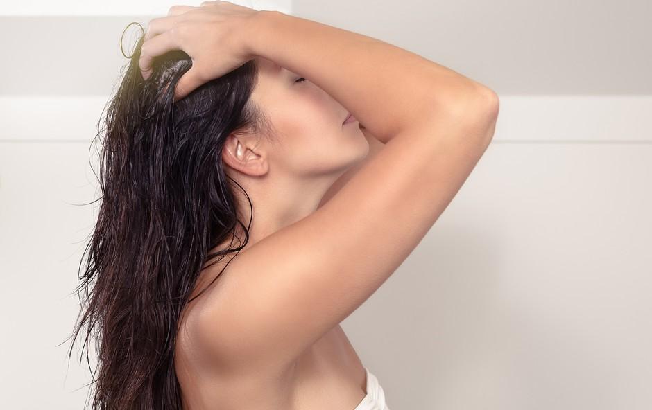 Kako kokosovo olje neguje lase (foto: Shutterstock.com)